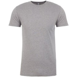 textil Herr T-shirts Next Level NX6210 Mörk grått