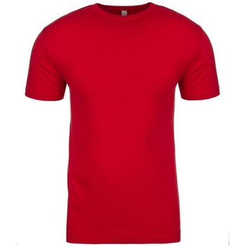 textil T-shirts Next Level NX3600 Röd