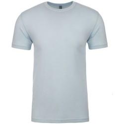 textil T-shirts Next Level NX3600 Ljusblå