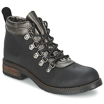 Skor Dam Boots Casual Attitude MIZATTE Svart