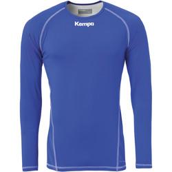 textil Herr Långärmade T-shirts Kempa Maillot de compression ML  Attitude bleu roi