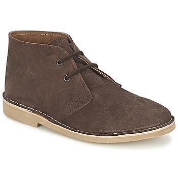 Skor Herr Boots Casual Attitude IXIFU Brun