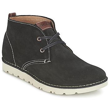 Skor Herr Boots Birkenstock HARRIS Svart