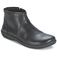 Skor Dam Boots Birkenstock BENNINGTON Svart
