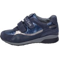 Skor Flickor Sneakers Miss Sixty Sneakers BK181 Blå