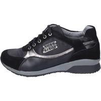 Skor Flickor Sneakers Miss Sixty Sneakers BK182 Svart