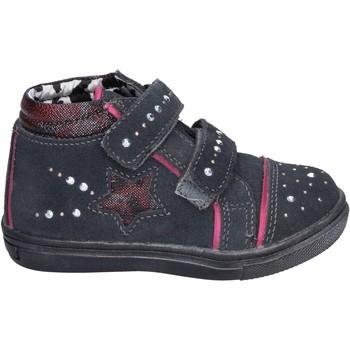 Skor Flickor Höga sneakers Didiblu Sneakers BK203 Grå