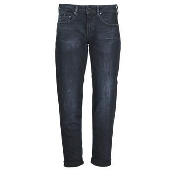 textil Dam Jeans boyfriend G-Star Raw KATE BOYFRIEND WMN Blå / Mörk