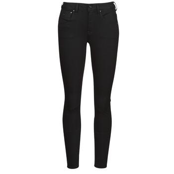textil Dam Skinny Jeans G-Star Raw ARC 3D MID SKINNY Svart