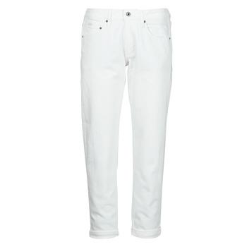 textil Dam Jeans boyfriend G-Star Raw KATE BOYFRIEND WMN Vit