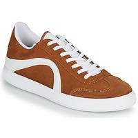 Skor Herr Sneakers André POLO Brun