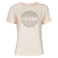 textil Dam T-shirts Roxy EPIC AFTERNOON CORPO Rosa