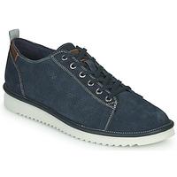 Skor Herr Sneakers Geox U DAYAN Blå