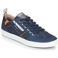 Skor Pojkar Sneakers Geox JR KILWI GARÇON Blå
