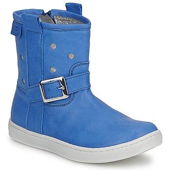 Skor Flick Boots Pinocchio RABIDA Blå