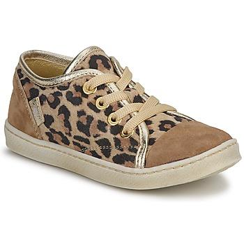 Skor Flick Sneakers Pinocchio  Brun