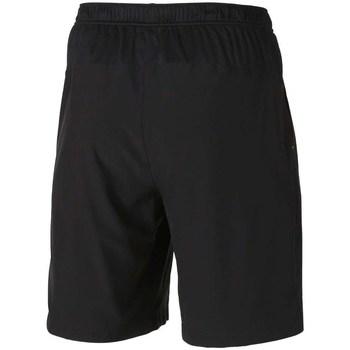 textil Herr Shorts / Bermudas Asics Club Woven Short 9INCH Svarta