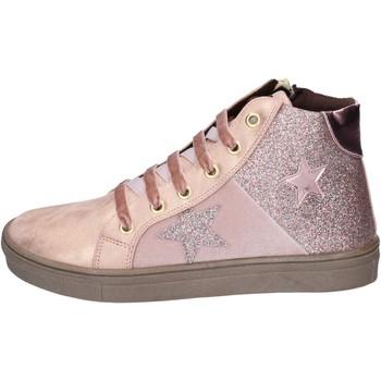 Skor Flickor Sneakers Asso BK216 Rosa