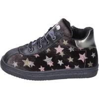 Skor Flickor Sneakers Asso BK219 Grå