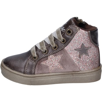 Skor Flickor Sneakers Asso BK224 Brun