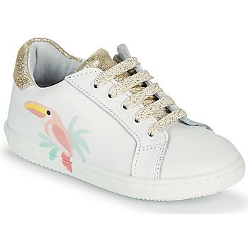 Skor Flickor Sneakers GBB EDONIA Vit