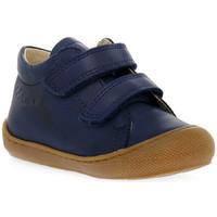 Skor Pojkar Sneakers Naturino 0C02 COCOON VL NAPPA NAVY Blu