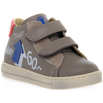 Skor Flickor Sneakers Naturino FALCOTTO 1B76 HOGWA AZZURRO Blu