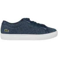 Skor Dam Sneakers Lacoste L 12 12 317 2 Caw Vit, Grenade