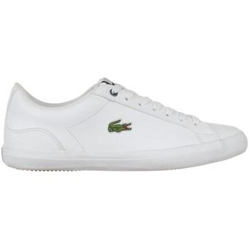 Skor Herr Sneakers Lacoste Lerond 418 3 JD Cma Vit