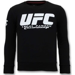textil Herr Sweatshirts Local Fanatic Lyx UFC Championship Svart
