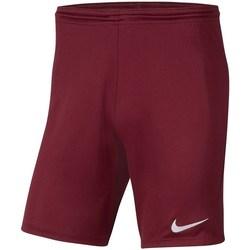 textil Pojkar Långshorts Nike Dry Park Iii NB K Rödbrunt