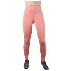 textil Dam Leggings Nike Swoosh Rosa