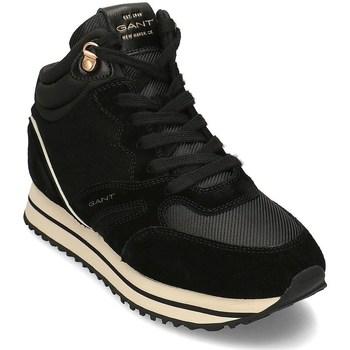 Skor Dam Höga sneakers Gant Bevinda Svarta