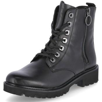 Skor Dam Boots Remonte Dorndorf D867101 Svarta