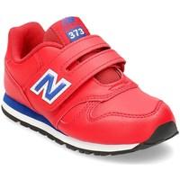 Skor Barn Sneakers New Balance 373 Röda