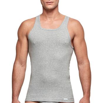 textil Herr T-shirts Impetus 1334001 507 Grå