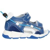 Skor Flickor Sandaler Nero Giardini E023881M Blue
