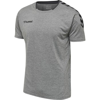 textil T-shirts Hummel Maillot  hmlAUTHENTIC Poly HML gris