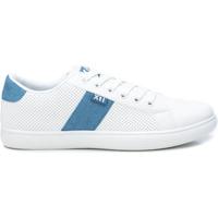 Skor Herr Sneakers Xti 49682 AZUL Azul