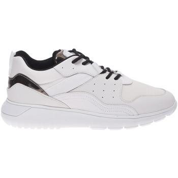 Skor Herr Sneakers Hogan HXM3710AQ14KFV692C bianco