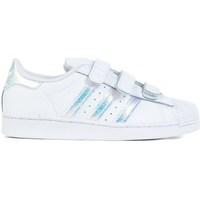 Skor Barn Sneakers adidas Originals Superstar CF C Vit