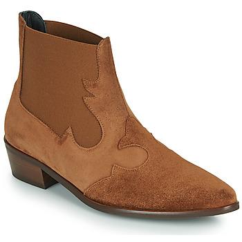 Skor Dam Boots Fericelli NANTIAG Kamel