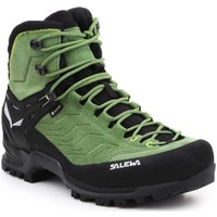 Skor Herr Vandringskängor Salewa Salomon MS MTN Trainer MID GTX 63458-5949 black, green