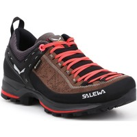 Skor Dam Vandringskängor Salewa WS MTN Trainer 2 GTX 61358-0480 black, brown