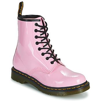 Skor Dam Boots Dr Martens 1460 W Rosa