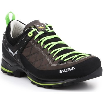 Skor Herr Vandringskängor Salewa MS MTN Trainer 2 L 61357-0471 brown, black, green