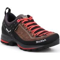 Skor Dam Fitnesskor Salewa WS Mtn Trainer 2 Gtx Svarta,Orange,Bruna