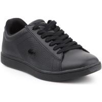 Skor Dam Sneakers Lacoste Carnaby EVO 7-34SPW0008024 black
