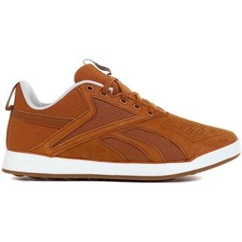 Skor Herr Sneakers Reebok Sport Ever Road Dmx 30 Vit, Bruna