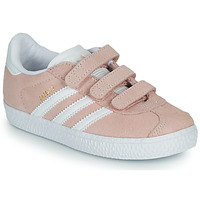 Skor Flickor Sneakers adidas Originals GAZELLE CF I Rosa